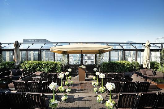 ブルガリ ホテルズ & リゾーツ・東京レストラン、「ハツコエンドウ ウエディングス」と業務提携し、ブルガリウエディングのプロデュースを開始。