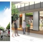 自然とのつながりを感じながらくつろげるビストロイタリアン 「Cafe et Bar FORET昭島モリタウン店」がオープン。「昭島モリタウン」の飲食店街が30年ぶりにリニューアル。