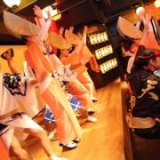 「阿波おどり」を見て踊って楽しめるエンターテインメント居酒屋『新宿 阿波おどり』にて『徳島県産・鱧(はも)フェア』開催。