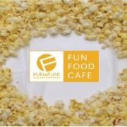 ポップコーンが無料で食べ放題、日本初のFUN FOOD専門店 『FUN FOOD CAFE西麻布店』がリフレッシュオープン。