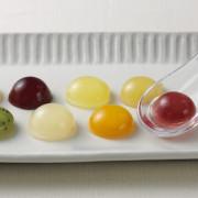 中島大祥堂、まるで本物のフルーツを食べているような「生」感覚、奥丹波天然水使用のぷるっぷる新食感ゼリー「生ジュレ」を新発売。