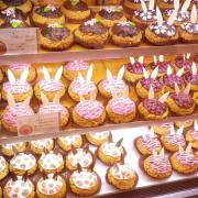 二コラシャール表参道本店、オープンに合わせてうさぎシュークリームの当日限定無料引換券配布イベントを開催。配布は11月9日10時より。