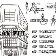New YorkのBrooklynをイメージして作られた遊び心の詰まった空間「TRUNK BY SHOTO GALLERY」が11月渋谷・松濤に誕生。