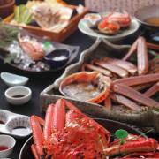 日本一高価な「幻の間人蟹」が解禁。京丹後唯一の京都老舗の会認定旅館「炭平旅館」が初蟹プランを11月7日より開始。