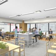 農業・食品関係者がつながる売上拡大・支援、マルシェ直結型のコワーキングスペース「銀座ファーマーズラボ」が東京交通会館に来春オープン。