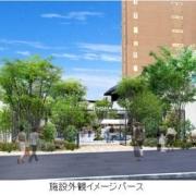 「TENOHA DAIKANYAMA(テノハ ダイカンヤマ)」、東急不動産の新プロジェクトが11月28日オープン。代官山Loveria(ラヴェリア)と代官山東急アパートメントの跡地にビジネス・商業用の5年限定施設として開発。
