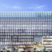 東急不動産、銀座・数寄屋橋交差点「(仮称)銀座5丁目プロジェクト」の開発概要を公開。コンセプトは「Creative Japan~世界は、ここから、おもしろくなる。~」約120店舗の出店を予定。