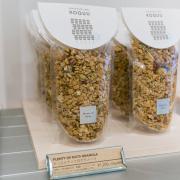 芦屋・ハンドメイドグラノーラ専門店 「BREAKFAST LABO KOQUU」が好調。「第3の主食」定着を目指す。