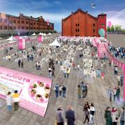 業界初・女性特化型『ラーメン女子博15'-Ramen girls Festival-』開催決定。