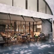 飲み物が無料の代わりに滞在時間に課金される時間制カフェ『TIMES CAFE』が東京・神楽坂にオープン。