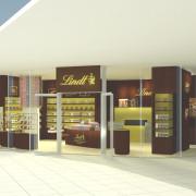 「リンツ ショコラ カフェ」が横浜に初出店。横浜ベイクォーター店3月3日オープン。