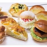 「ベーカリーカフェ FREDS CAFE」、各店店長考案・店舗限定パンを7店舗で2月15日より販売開始。