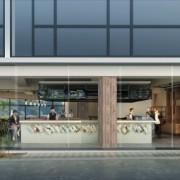 「食+住」コンセプトに、複合施設「node uehara(ノード ウエハラ) 」代々木上原に2015春オープン。