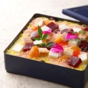 小樽洋菓子舗ルタオ、彩り鮮やかな「スイーツちらし」を6/1より1000台限定で販売。
