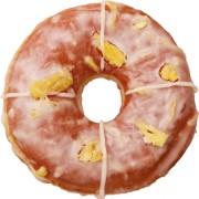 ドーナッツプラント、ココナッツを練り込んだ生地にトロピカルフルーツを使用した初夏の新商品を販売。
