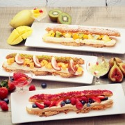 パンケーキで人気のビブリオテーク、新スイーツ「クロッシュー」の販売を開始。