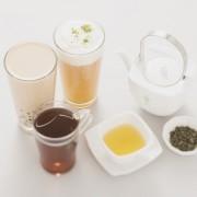 台湾で人気の「岩塩チーズティー」日本初上陸。台湾茶カフェ「彩茶房」が原宿に10/3オープン。