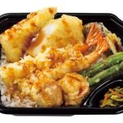 ほっともっと、秋の定番人気メニュー「海鮮天丼」「海鮮天とじ丼」を9/18より発売。