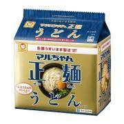 「マルちゃん正麺」シリーズ累計出荷数10億食達成。うどんなど和風麺3種が11/9リニューアル。