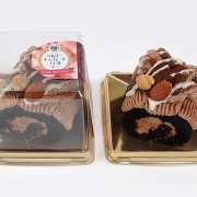 ミニストップ、クリスマスケーキが事前に試せるミニケーキの販売を開始。