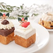 高級デニッシュ「MIYABI(ミヤビ)」、クリスマススイーツ3種をカフェ&ベーカリーで販売。