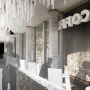 国内初「真っ白なスターバックス」が新宿サザンテラスに期間限定オープン。