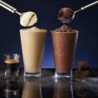 タリーズコーヒー、エスプレッソとバニラアイスが溶け合う「エスプレッソシェイク」を新発売。