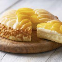 小樽洋菓子舗ルタオ、桃をまるごと使ったチーズケーキなど夏のスイーツを発売。