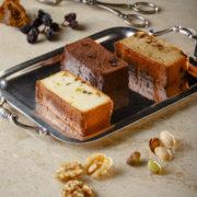 デメル、個性豊かな新作ケーキ3種の詰合せ「ヴィーナークーヘン」を10月上旬発売。