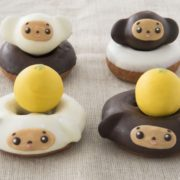 体にやさしいドーナツ「フロレスタ」、チェブラーシカとのコラボドーナツを発売。