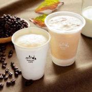 ローソン、 MACHI caféのカフェラテをリニューアル。マンデリン使用量2倍で深いコクを実現。