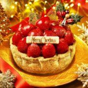 贅沢ver.はゴロっと山盛りいちご、パブロがXmas期間限定で豪華なチーズタルトを発売。