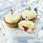 パブロミニ、粉雪のようなホワイトチョコがとろける「ホワイトラズベリー」数量限定発売。
