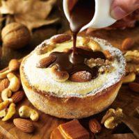 パブロプレミアムカフェだけ、キャラメルとナッツが芳醇に香る「キャラメル×キャラメル」発売。