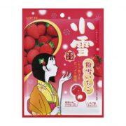 いちごの「小雪ちゃん」や赤紅いちごの「紗々」など冬季限定いちごシリーズ今年も発売。