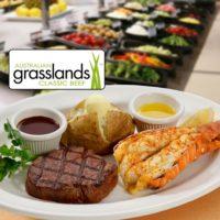 シズラー、オーストラリア産「グラスランズ」フィレステーキのプランを冬季限定提供。