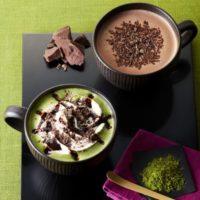 和洋折衷の抹茶モカと「チョコリスタ®」タリーズからカカオ香るチョコレートドリンク2種発売。