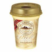 マウントレーニア史上最高のミルク感「リッチカフェラッテ エキストラミルク」新発売。