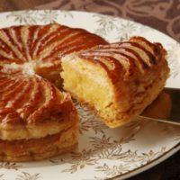 ロブション、フランスのおみくじパイ「ガレット デ ロワ」を今年も販売。