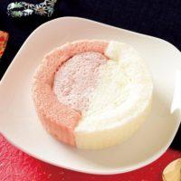 ローソン、紅白ロールケーキや鏡もち風ムースケーキなど年末年始向けのスイーツを発売。