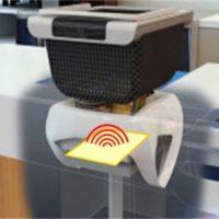 業界初・カゴごと自動生産、ローソンが完全自動セルフレジ機「レジロボ®」の実証実験を開始。