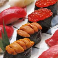 """高級寿司が毎日抽選2組限定""""90円""""で食べ放題、「旭鮨総本店」が創業90周年記念イベントを開催。"""