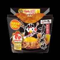 「伝説のすた丼屋」監修すた丼味の大きな「からあげクン」が関東限定で発売。