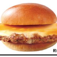 ロッテリア、2月9日の肉の日に重量約1.5倍「肉がっつり絶品チーズバーガー」を発売。