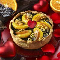 パブロ2月の季節限定は、ほろ苦いチョコレートとオレンジが香る「ショコラオランジェ」。