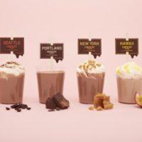パティシェ監修・ホットチョコレート専門店が期間限定オープン。無料チケット配布キャンペーンを開催。