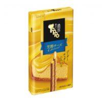 味わい濃厚トッポ、ゴーダとチェダーの2種チーズを使った「芳醇チーズ」新発売。