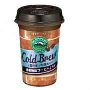NYで話題の「コールドブリュー」がマウントレーニアに登場。低温抽出で苦みを抑え澄み切った味わい。