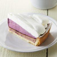 タリーズ、ブルーベリームースを重ねた「フロマージュ ダブルベリー」など春の新作デザートを販売。
