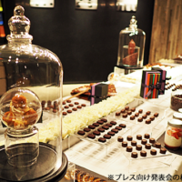 世界初の発明、高級ショコラメゾン「Weiss(ヴェイス)」の伝統と魅力。